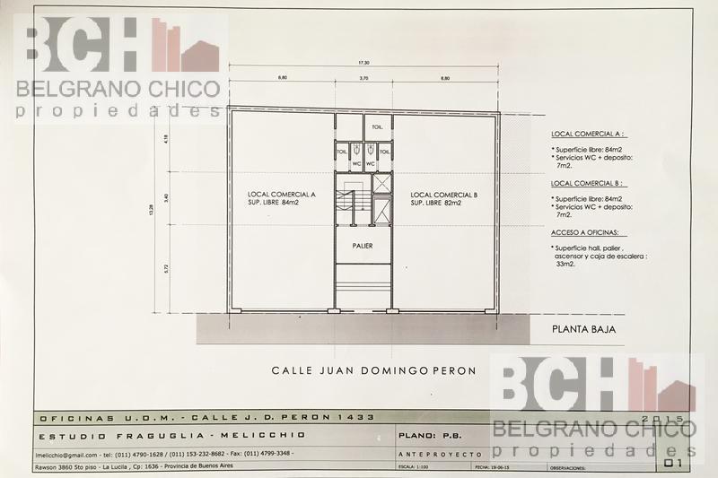 Foto Local en Venta | Alquiler en  Tribunales,  Centro (Capital Federal)  Juan Domingo Peron al 1400