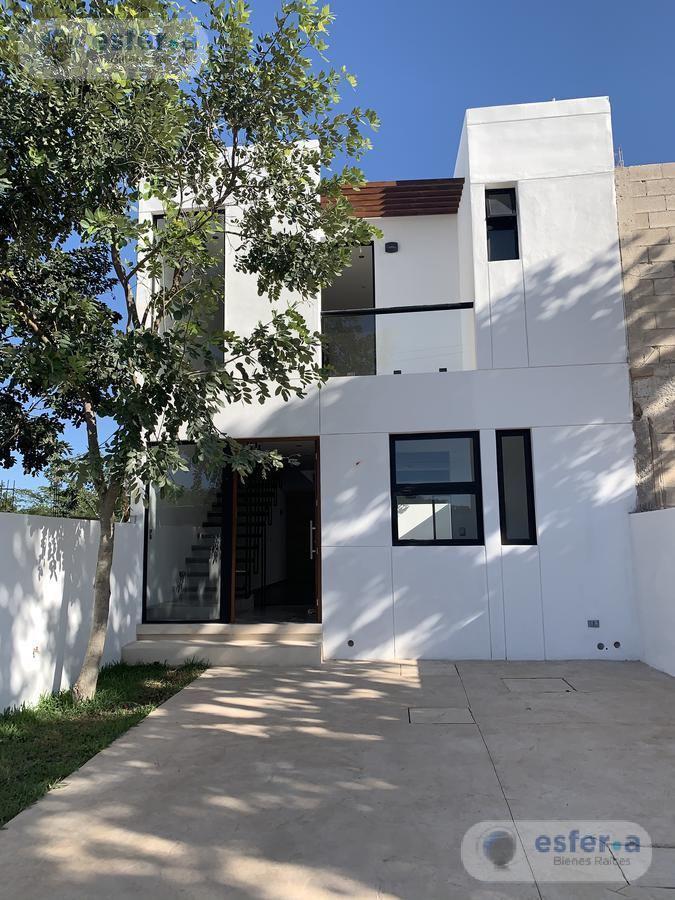 Foto Casa en Venta en  Pueblo Cholul,  Mérida  CASAS NUEVAS TIPO TOWN HOUSE EN MERIDA BRUNA TH | CHOLUL