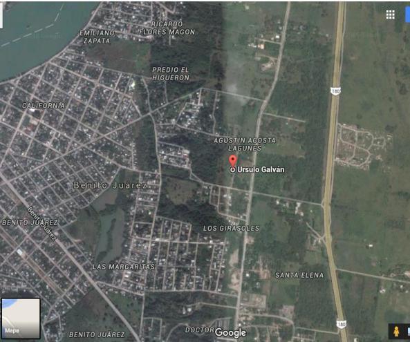 Foto Terreno en Venta en  Santa Elena,  Pueblo Viejo  Terreno en Venta Pueblo Viejo Veracruz