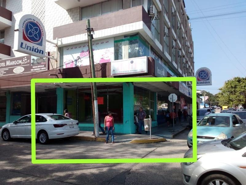 Foto Local en Renta en  Coatzacoalcos Centro,  Coatzacoalcos  AMPLIO LOCAL EN EL CENTRO DE COATZA