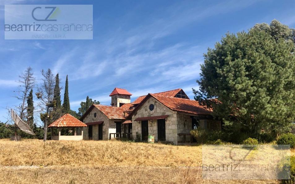 Foto Casa en Venta en  Huasca de Ocampo ,  Hidalgo  RANCHO EN HUASCA DE OCAMPO HIDALGO