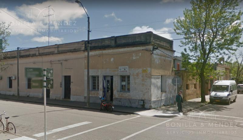 Foto Local en Venta en  Pan de Azúcar ,  Maldonado  Ricón y Leonardo Olivera Local comercial en la esquina