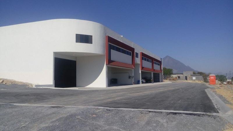 Foto Terreno en Venta en  Gral. Escobedo ,  Nuevo León  Lotes industriales Escobedo