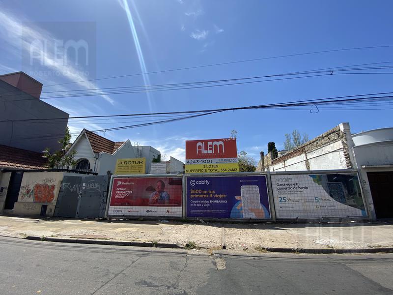 Foto Terreno en Venta en  Banfield Oeste,  Banfield  Av. Hipólito Yrigoyen al 7700