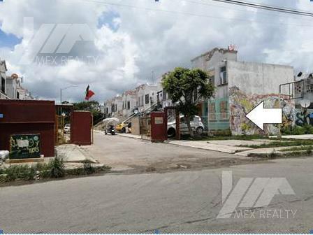 Foto Casa en Venta en  Paraíso Maya,  Cancún  CLAVE 57812, SM 107, COL. PARAISO MAYA, CANCUN. Q. ROO ESCRITURA Y POSESIÓN, $201,100, CONTADO MUY NEGOCIABLE