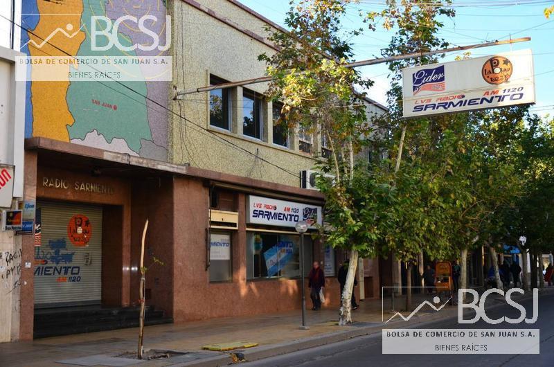Foto Local en Alquiler   Venta en  Capital ,  San Juan  Mendoza al 400