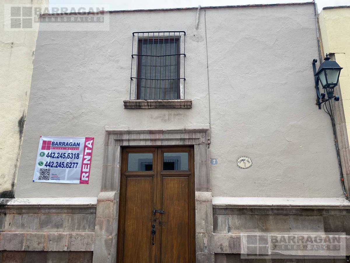 Foto Departamento en Renta en  Centro,  Querétaro  LOFT AMUEBALDO EN RENTA CENTRO HISTORICO