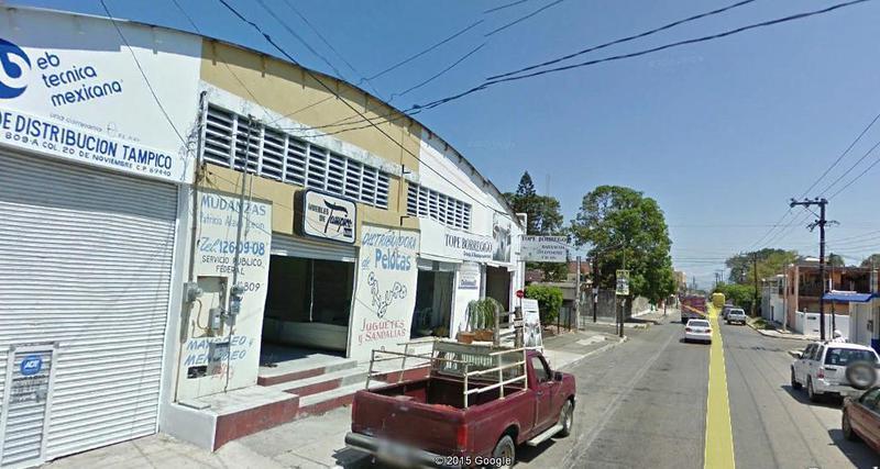 Foto Bodega Industrial en Renta en  Jardín 20 de Noviembre,  Ciudad Madero  B-061 BODEGA 147m2.COL. JARDIN 20 DE NOVIEMBRE CD.MADERO.