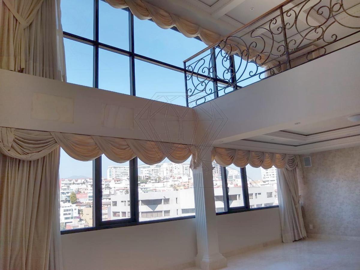 Foto Departamento en Renta en  Hacienda de las Palmas,  Huixquilucan  Residencial SEI Penthouse en 2 niveles, a la renta (RC)
