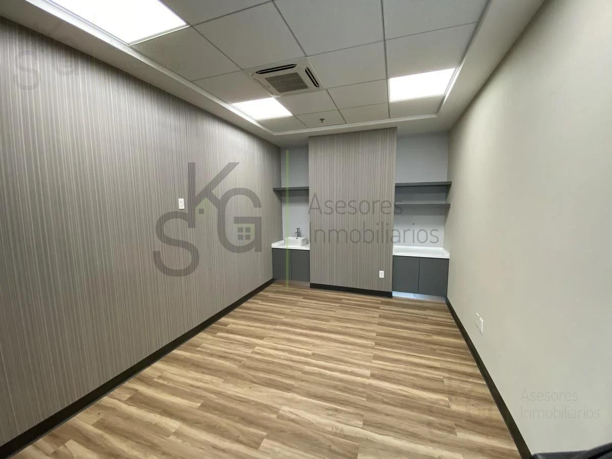 Foto Oficina en Renta |  en  Interlomas,  Huixquilucan  SKG Asesores Inmobiliarios Renta consultorio totalmente terminado Interlomas. 133 m2 en el mejor y mas nuevo edificio.