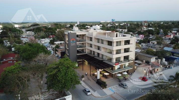 Foto Edificio Comercial en Venta en  Puerto Morelos,  Cancún  Edificio comercial en venta en Puerto Morelos / Riviera maya