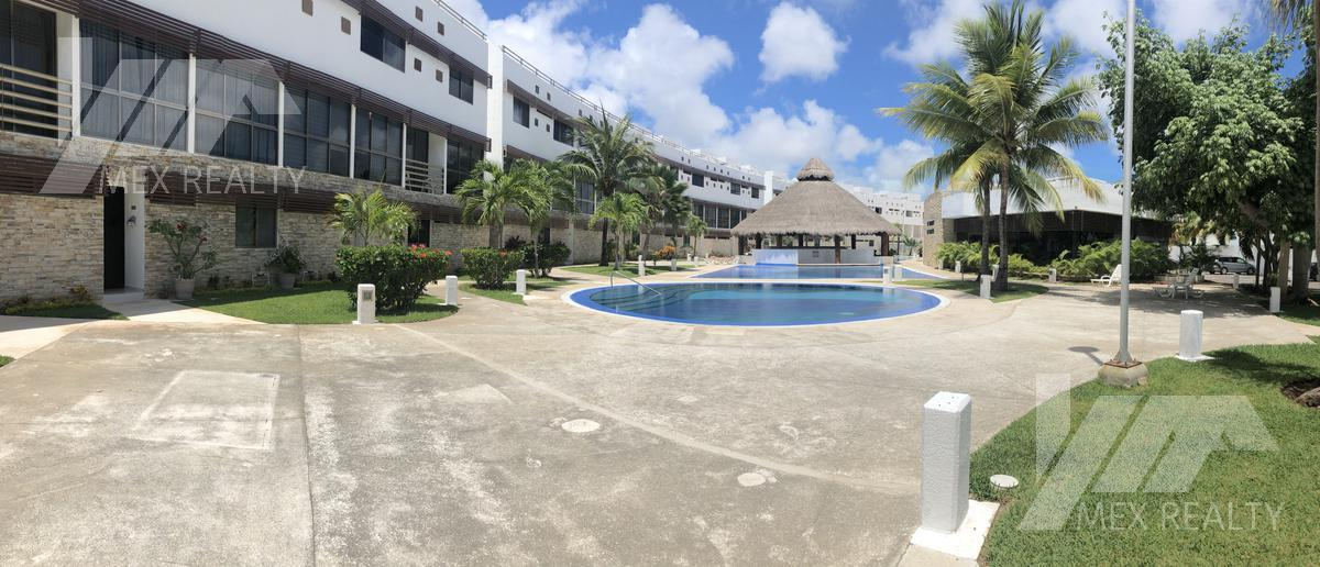 Foto Departamento en Venta en  Cancún Centro,  Cancún  Residencial Kaan, GARDEN HOUSE 10B, Cancún, Quintana Roo
