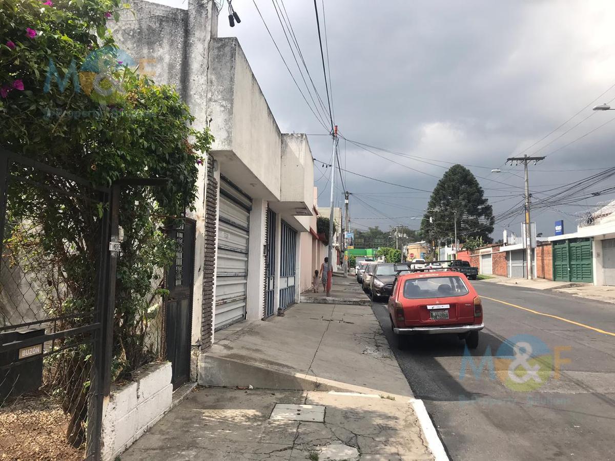 Foto Casa en Venta en  Zona 11,  Ciudad de Guatemala  TERRENO EN VENTA ZONA 11