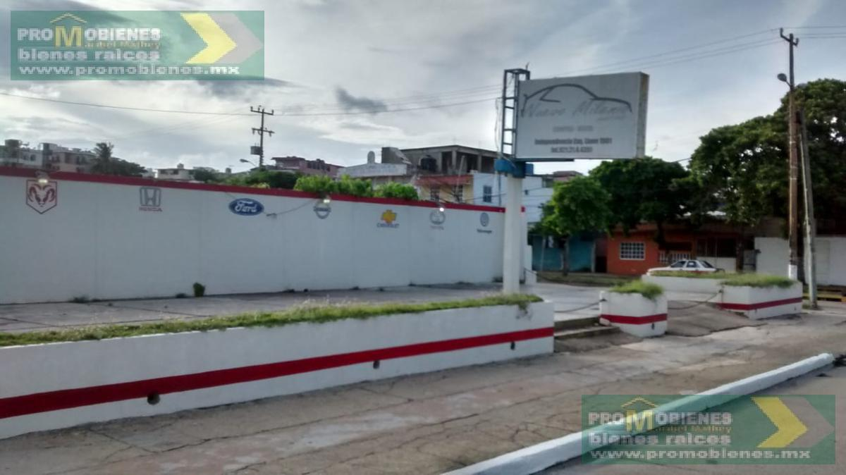 Foto Local en Renta | Venta en  Coatzacoalcos ,  Veracruz  LOCAL EN INDEPENDENCIA