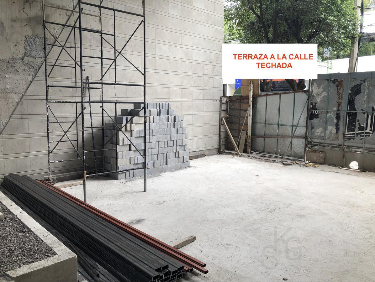 Foto Local en Renta en  Roma Norte,  Cuauhtémoc  SKG Asesores Inmobiliarios Rentan Local en Colonia Roma Norte en Queretaro Eje 2