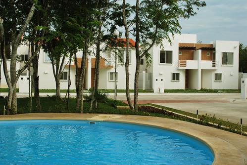 Foto Casa en condominio en Venta en  Playa del Carmen ,  Quintana Roo  PLATINUM 3 REC. - PLAYA DEL CARMEN
