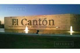 Lote en venta El Canton Barrio Puerto