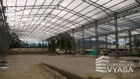 Foto Galpón en Alquiler en  Calderón,  Quito  CALDERÓN, BODEGA DE ARRIENDO FUERA DEL PICO Y PLACA POR ESTRENAR, 1442m2