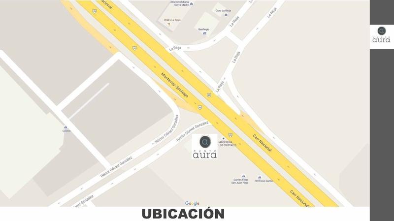Foto Oficina en Venta en  Monterrey ,  Nuevo León  OFICINA EN VENTA EN AURA, CARRETERA NACIONAL MONTERREY