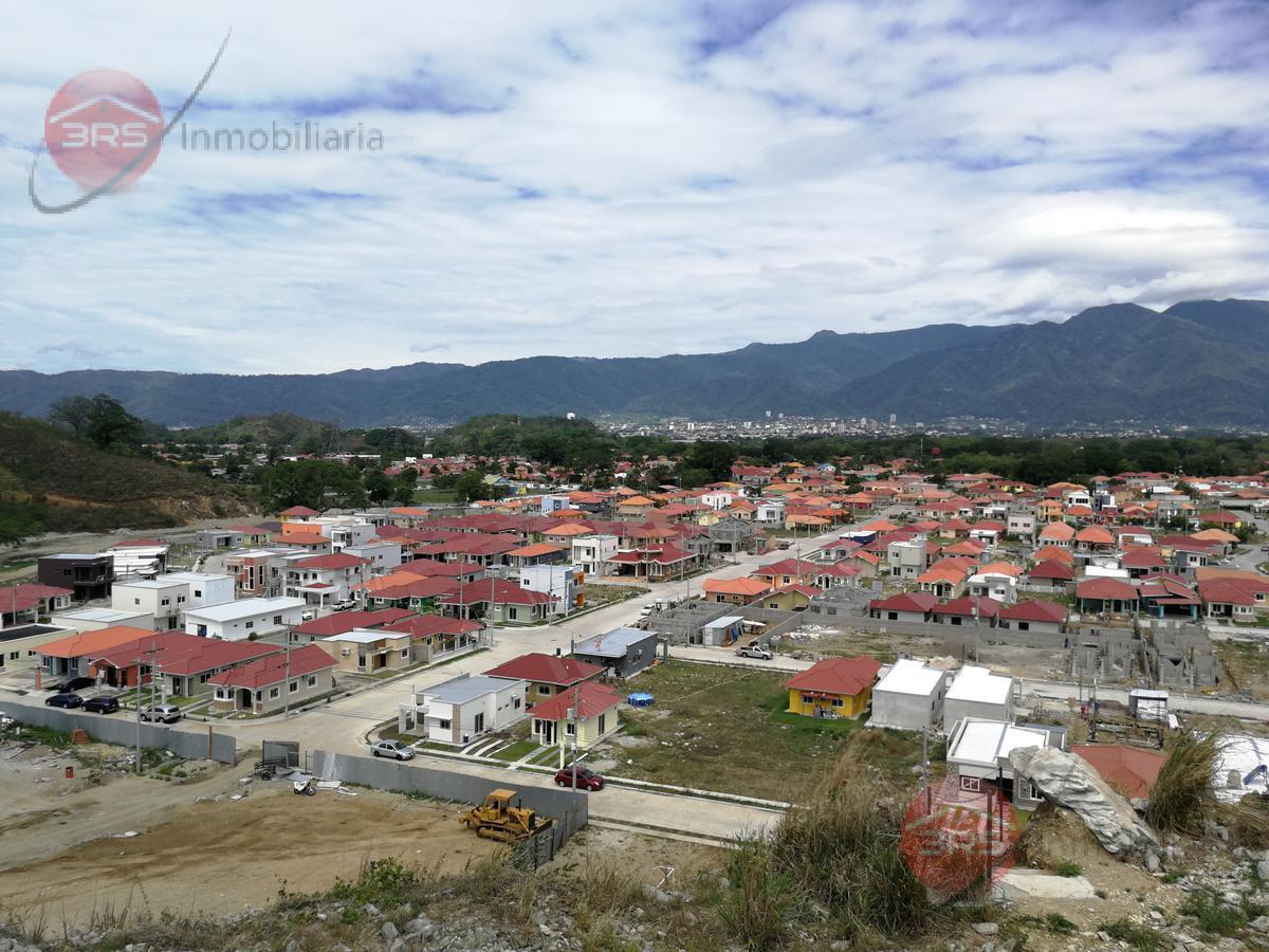 Foto Terreno en Venta en  Salamanca,  San Pedro Sula  Terrenos en venta en Res.Villa Valencia