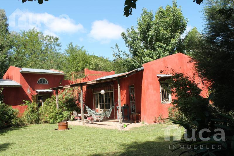 Foto Casa en Alquiler temporario en  Ingeniero Maschwitz,  Escobar  ALQ VERANO Barrio Abierto Las Chacras| HERMOSA CASA RUSTICA con JARDIN y PILETA
