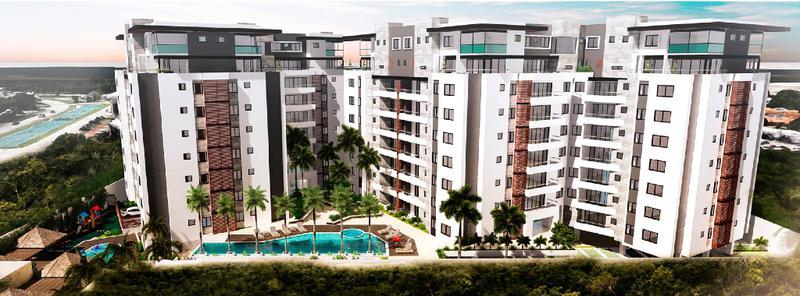 Foto Departamento en Venta en  Residencial Cumbres,  Cancún  Departamento en Venta en Cancún, CUMBRES TOWERS,PH 1, 3 recámaras en Cumbres