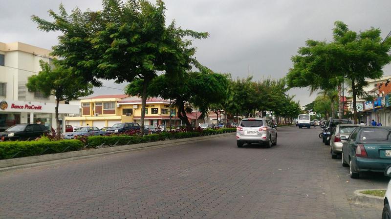 Foto Terreno en Venta en  Norte de Guayaquil,  Guayaquil  VENTA DE TERRENO COMERCIAL CON ANTEPROYECTO DE LOCALES COMERCIALES