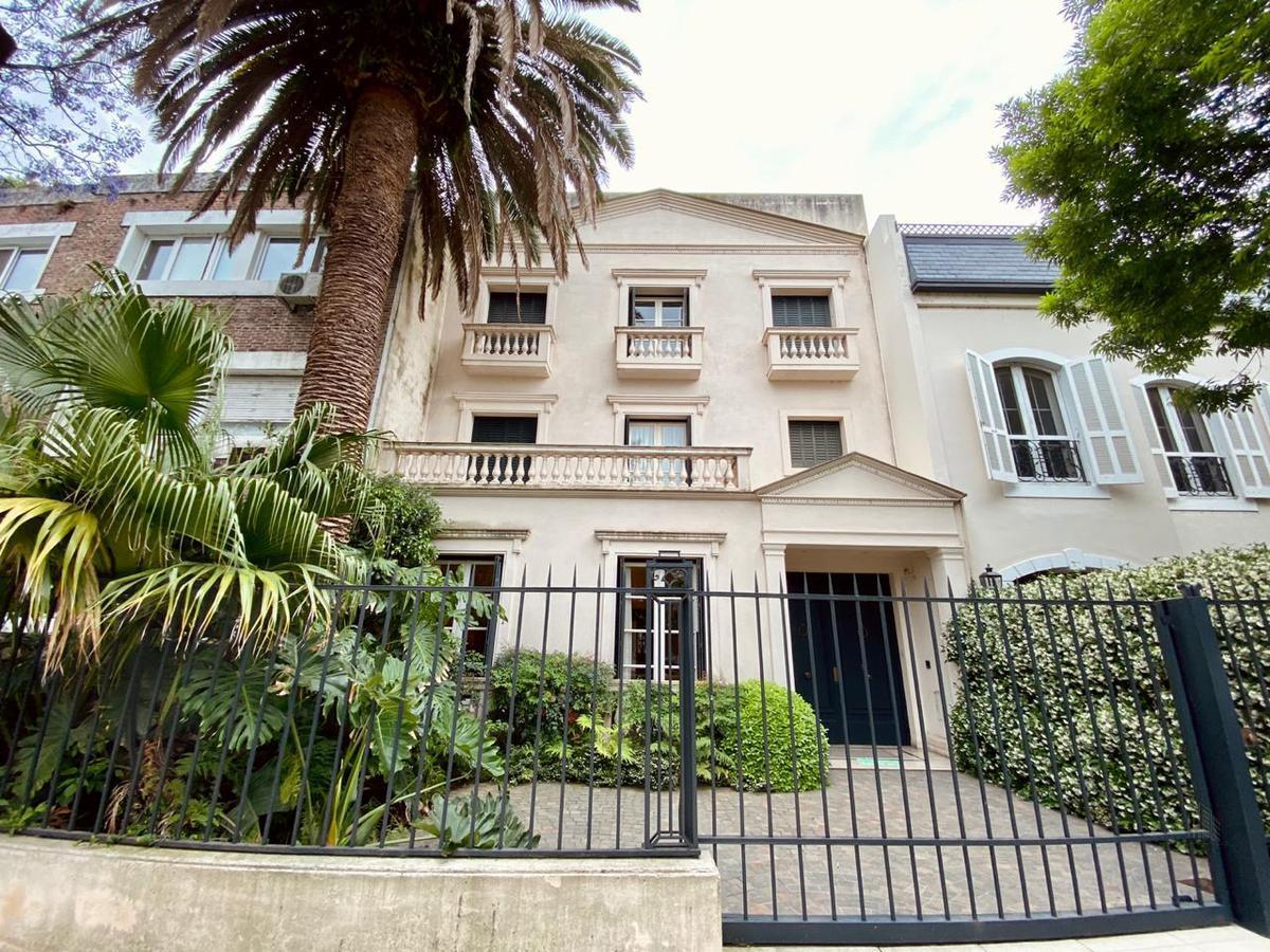 Foto Casa en Venta en  Palermo Chico,  Palermo  Ombu 2900