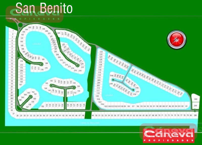 Foto Terreno en Venta en  San Benito,  Villanueva  Lote a la laguna en San Benito