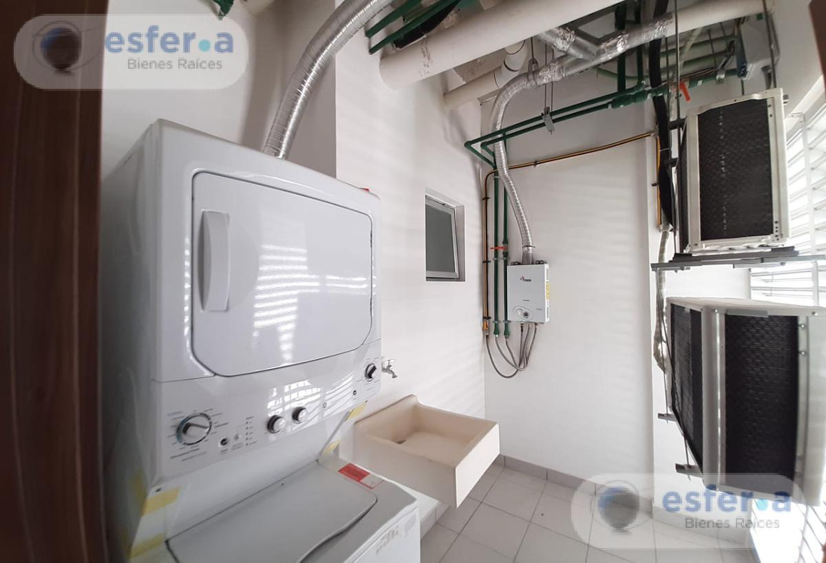 Foto Departamento en Renta en  Mérida ,  Yucatán  Lujoso Departamento Amueblado En Renta en Merida  Via Montejo