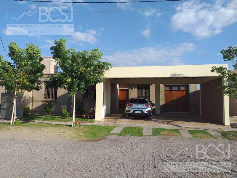 Foto Casa en Venta en  Rivadavia ,  San Juan  Bº Cooperaq 8