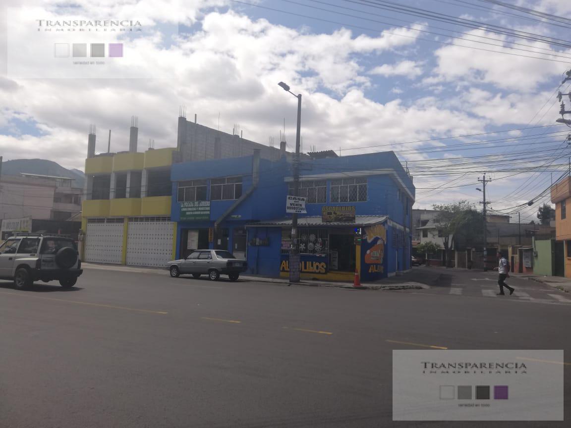 Foto Casa en Venta en  Sur de Quito,  Quito  Casa rentera de venta en San Bartolo