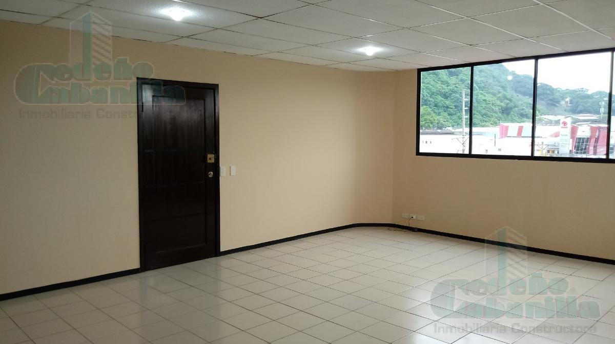Foto Oficina en Alquiler en  Norte de Guayaquil,  Guayaquil  ALQUILO OFICINA EN LA CDLA MIRAFLORES