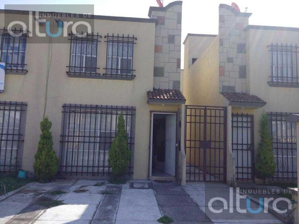 Foto Casa en Renta en  Hacienda del Valle,  Toluca  HDA. DEL VALLE  II , TOLUCA