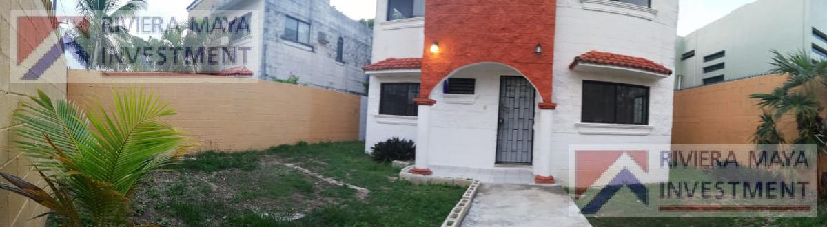 Foto Casa en Venta en  Playa del Carmen ,  Quintana Roo  CV12 CASA 11 SUR
