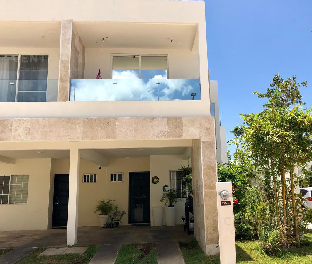 Foto Casa en Venta en  Playa del Carmen ,  Quintana Roo  Casa de 3 recámaras con terreno excedente Selvanova    p2957