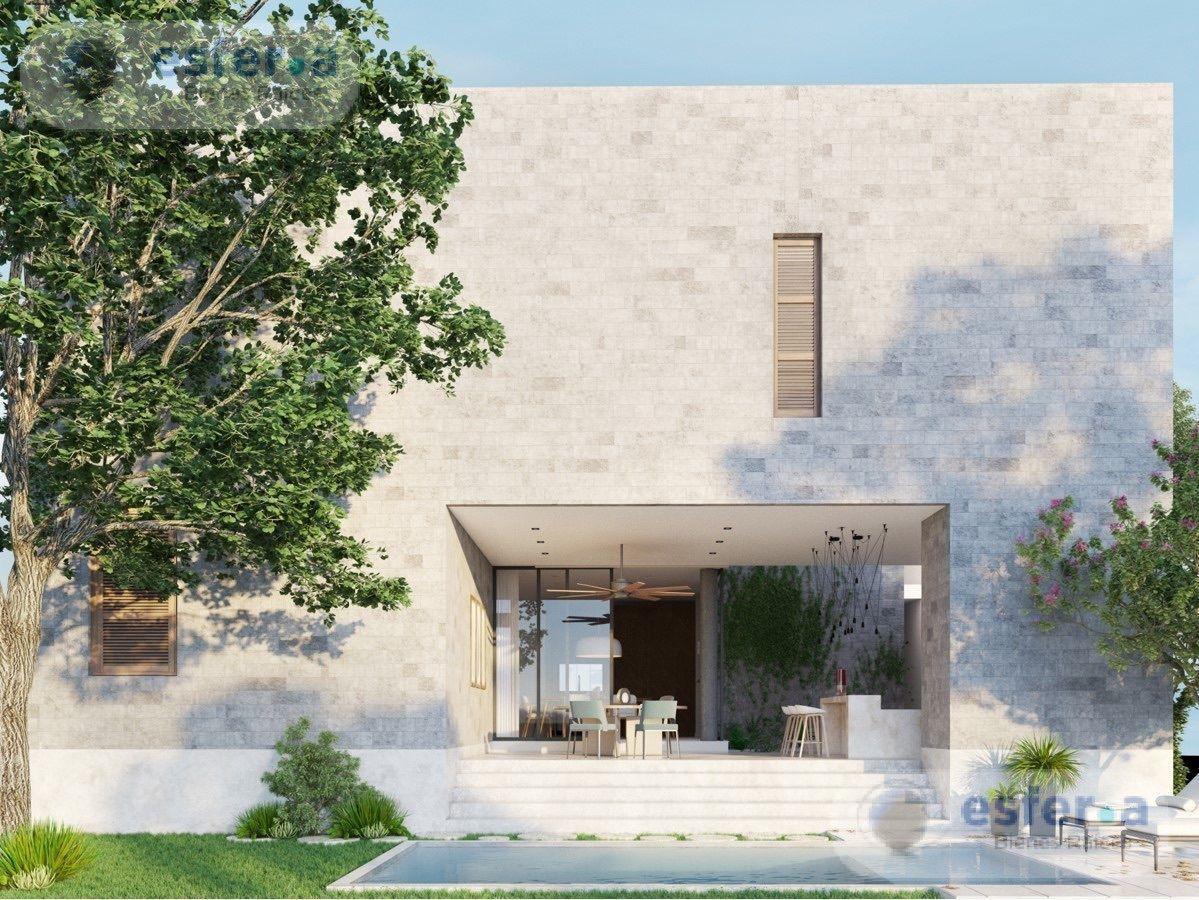 Foto Casa en Venta en  Pueblo Temozon Norte,  Mérida  Residencia Ravenna Luxury Cabo Norte