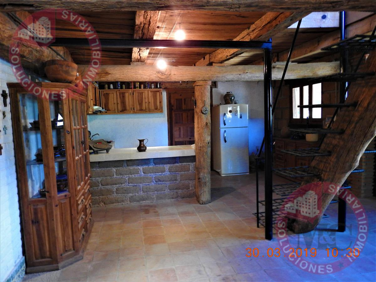 Foto Quinta en Venta en  Congregacion Gral. Ignacio Zaragoza,  Jesús María  Cabaña en Agronomica en Venta, como casa de campo, 10 minutos de aguascalientes