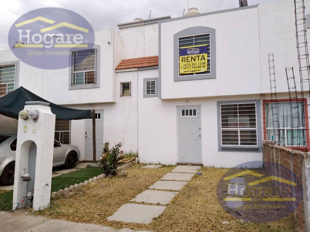 Casa en Renta en Brisas del Pedregal, cerca de Eje Metropolitano, Zona Sur en León, Gto.