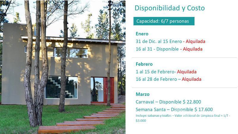 Foto Casa en  en  Barrio Costa Esmeralda,  Pinamar  Deportiva - Lote al 500