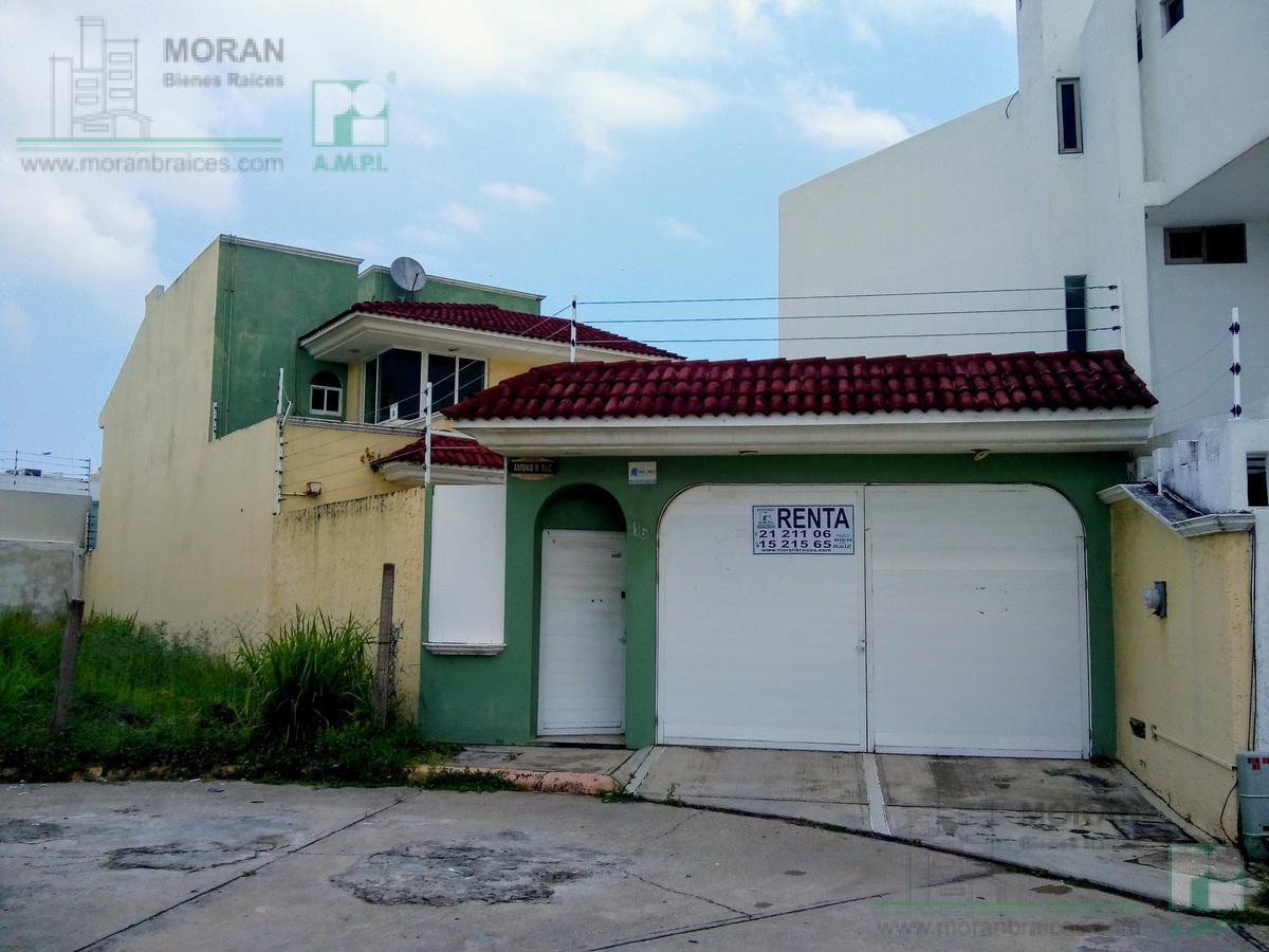 Foto Casa en Renta en  Fraccionamiento Paraíso Coatzacoalcos,  Coatzacoalcos  Antonio Ruiz No. 116, Fraccionamiento Paraíso Coatzacoalcos, Coatzacoalcos Veracruz