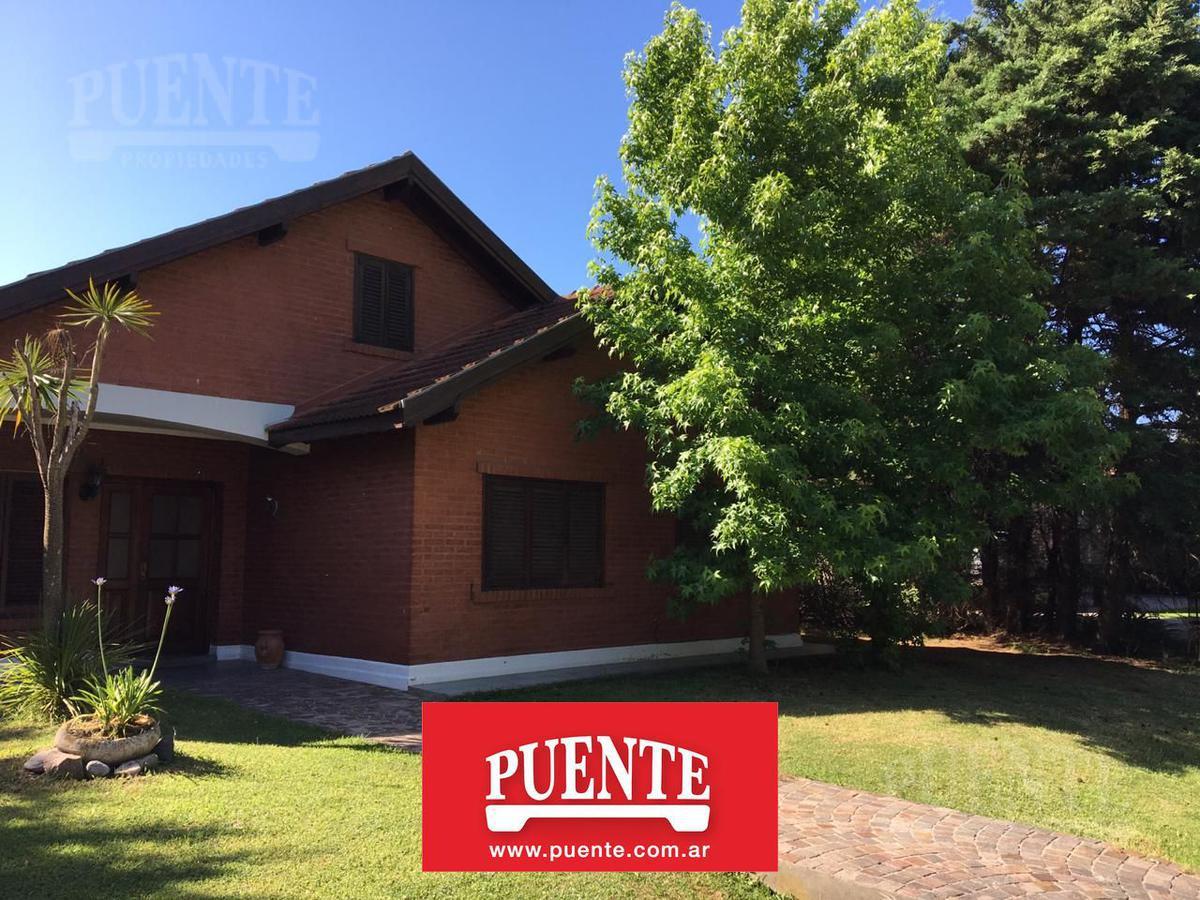 Foto Casa en Alquiler | Venta en  Echeverria Del Lago,  Countries/B.Cerrado (E. Echeverría)  Echeverría del lago Lote al 200