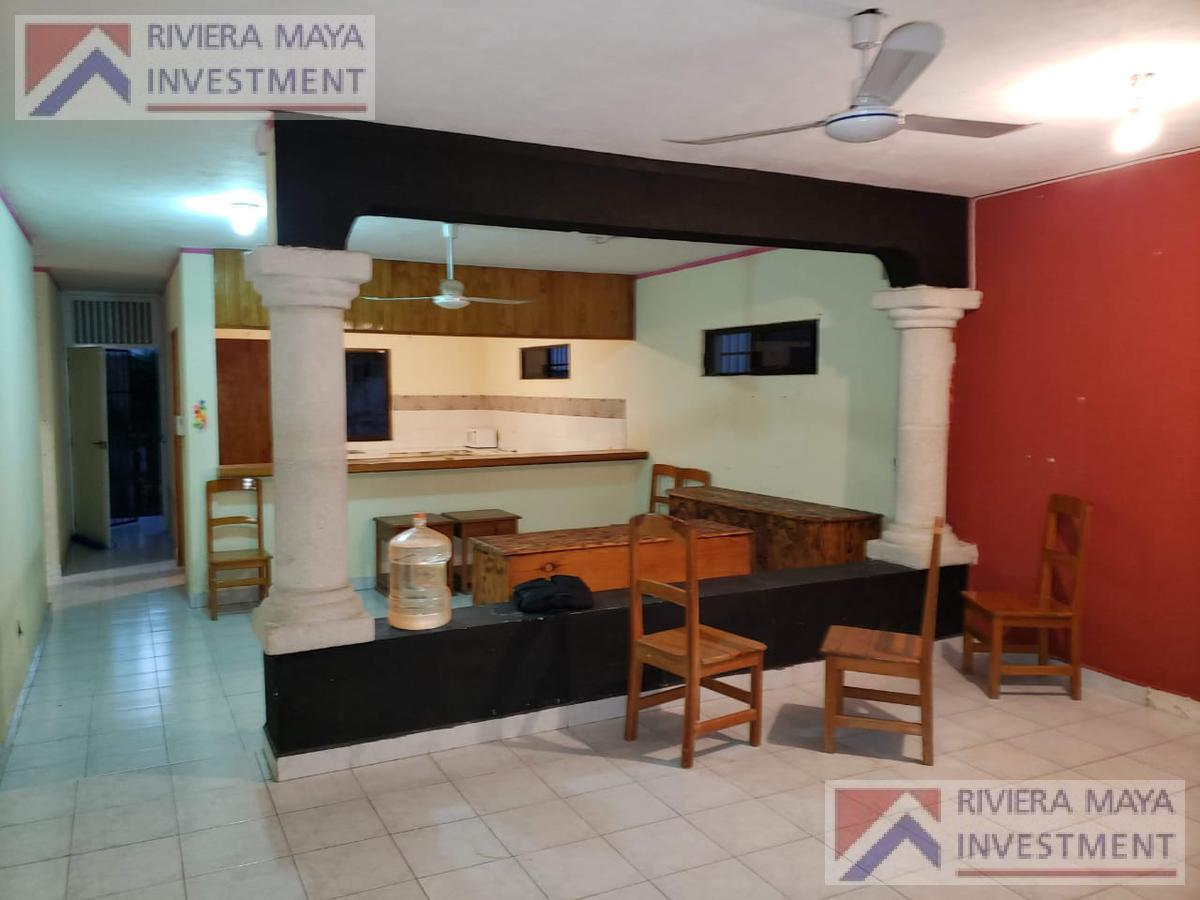 Foto Casa en Venta en  Playa del Carmen ,  Quintana Roo  CV13 CASA CASCO ANTIGUO