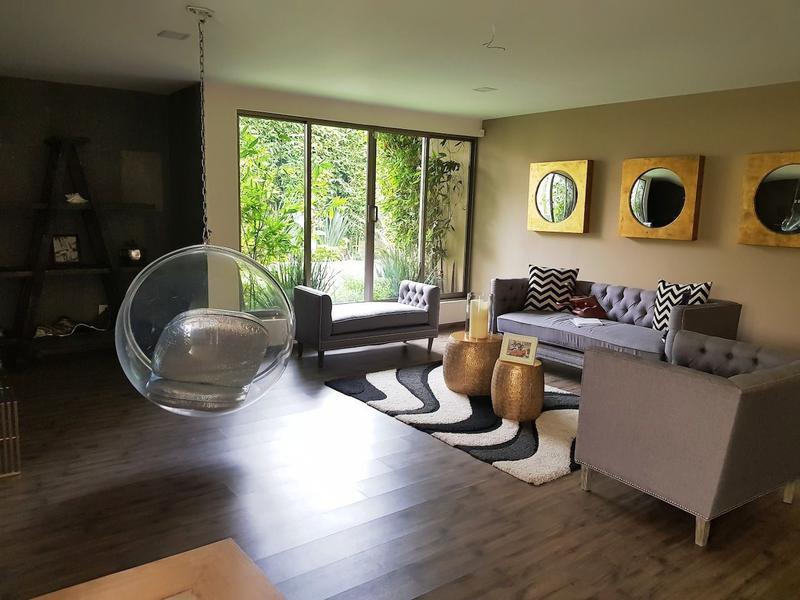 Foto Casa en Renta en  Jardines en la Montaña,  Tlalpan  EXCELENTE RESIDENCIA  2  LOTES EN JARDINES EN LA MONTAÑA