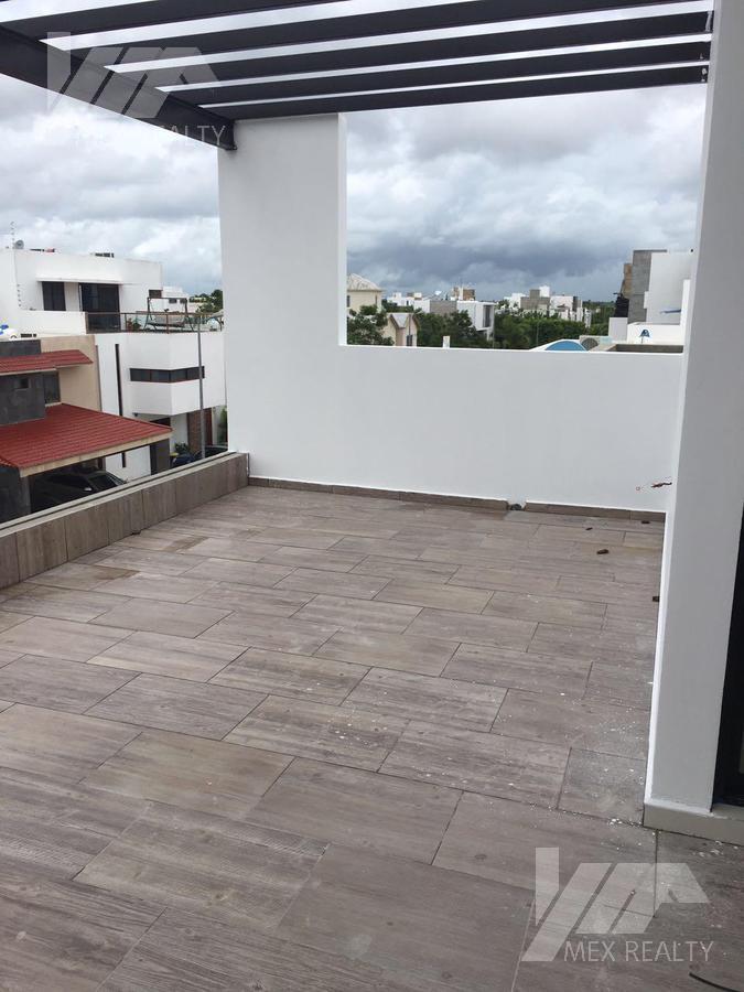 Foto Casa en Venta en  Arbolada,  Cancún  CASA EN VENTA, RESIDENCIAL ARBOLADA BY CUMBRES, CANCUN, Q. ROO