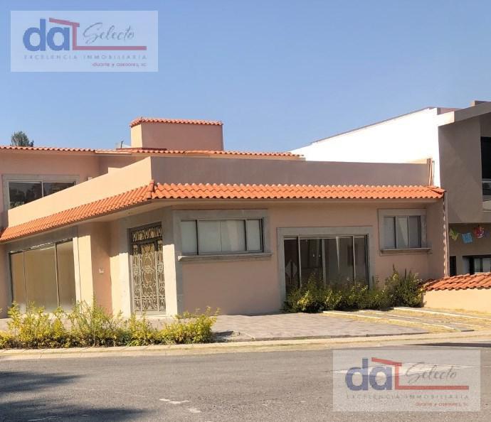 Foto Casa en Renta en  La Herradura,  Huixquilucan  La Herradura (Lomas del Rio) Reestrene Residencia