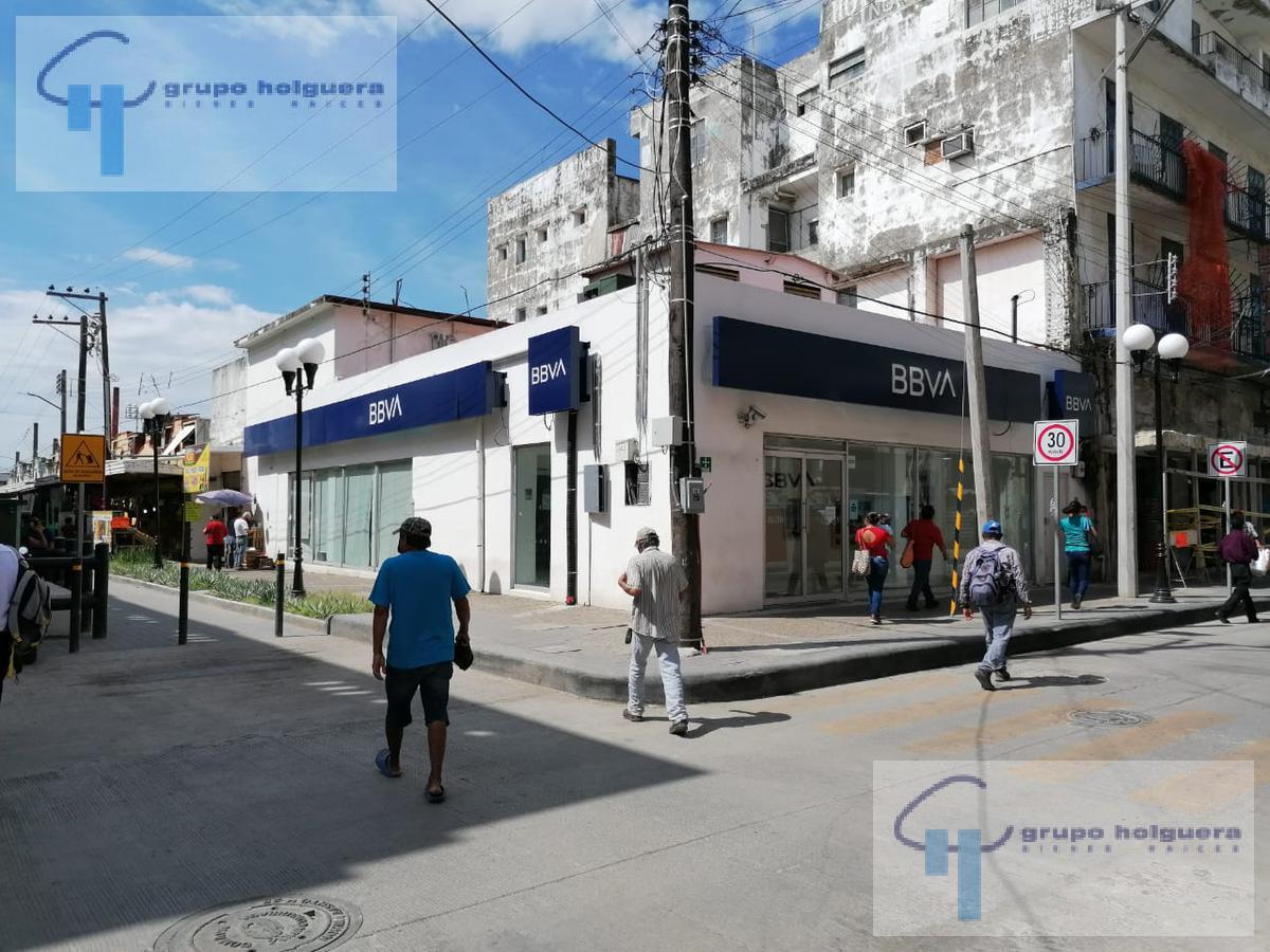 Foto Local en Renta en  Tampico Centro,  Tampico  LOCAL COMERCIAL EN ZONA CENTRO DE TAMPICO, TAM., ATRAS DEL NUEVO MERCADO MUNICIPAL DE TAMPICO