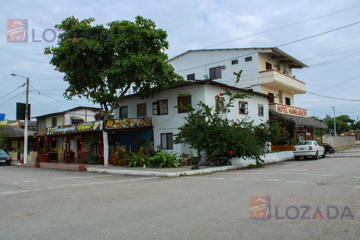 Foto Local en Venta en  Manglaralto,  Santa Elena  Vendo Local en Manglaralto a pocos pasos del mar