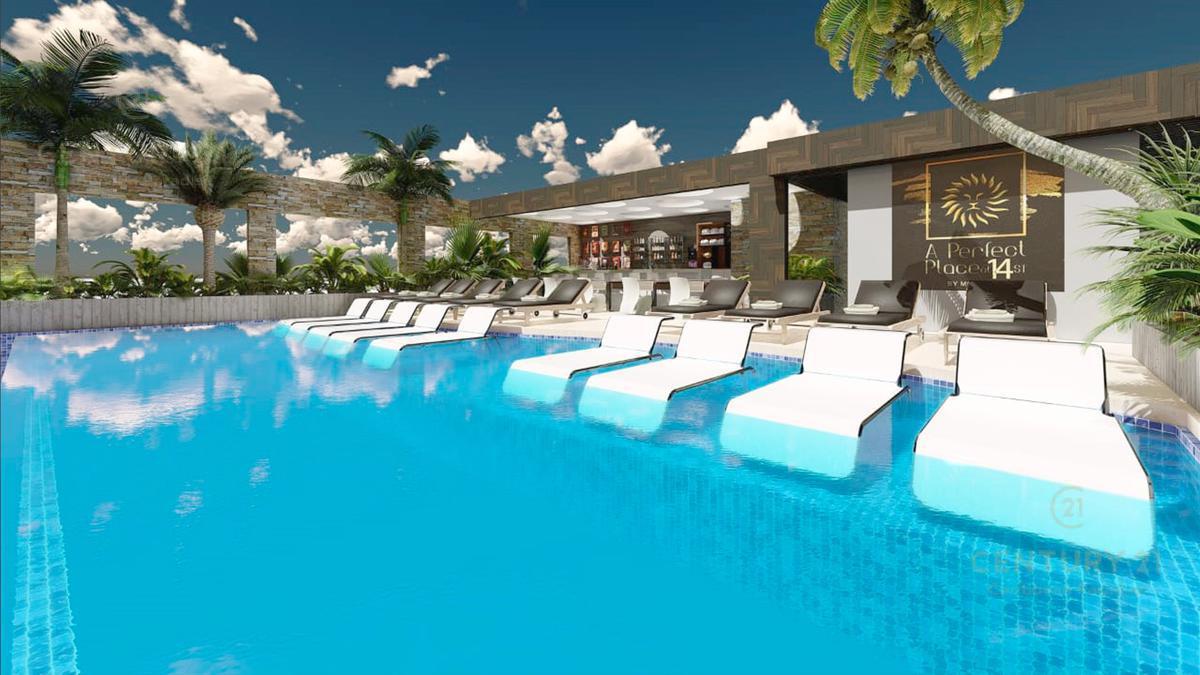 Playa del Carmen Departamento for Venta scene image 14