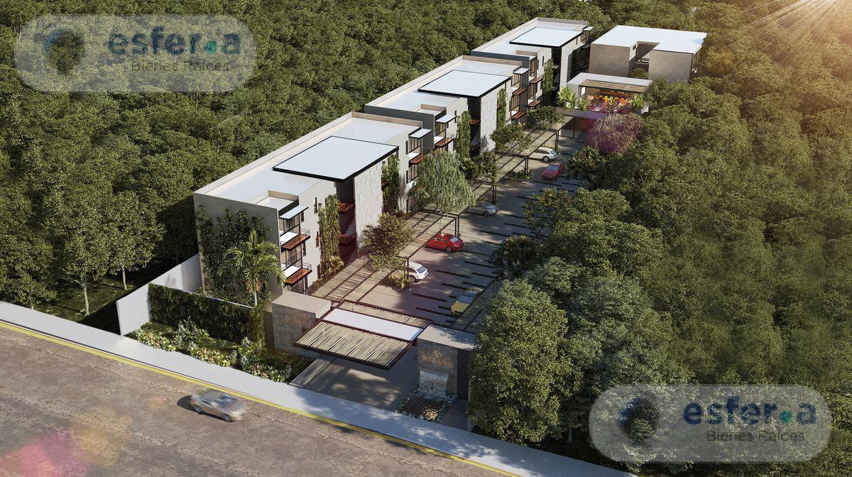 Foto Departamento en Venta en  Temozon Norte,  Mérida  Nibana, departamentos Temozon Nte